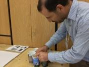 LQ118 Hossein Moslemi bénévole
